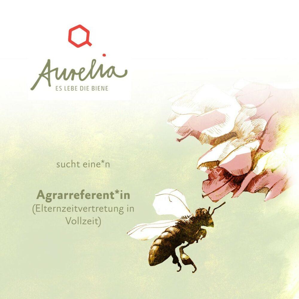@aurelia_stiftung sucht aktuell eine*n Agrarreferent*in für ...